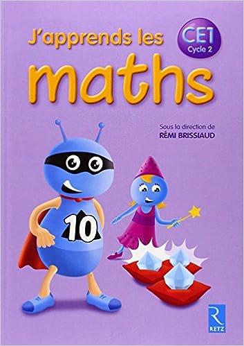 Livres gratuits J'apprends les maths CE1 pdf ebook