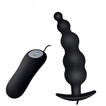 Prostate Massager Vibrating Anal Plug 12 Mode Silicone Anal Sex Toy Anal  Vibrator Butt Plug Erotic