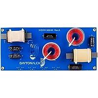 Dayton Audio XO3W-500/4K 3-Way Speaker Crossover 500/4,000 Hz