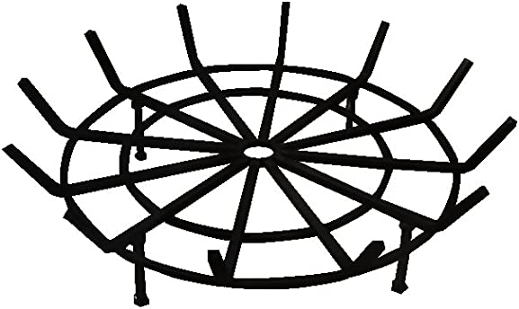 Round Spider Grate