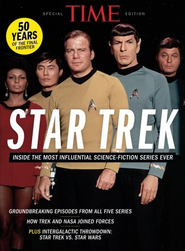 Download TIME Star Trek: Inside The Most Influential Science Fiction Series Ever pdf