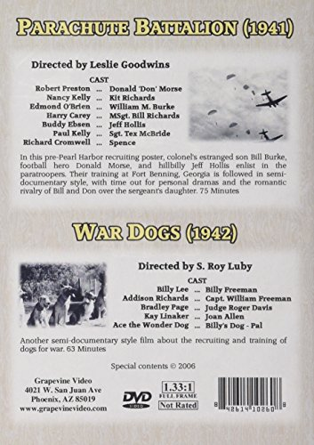 Parachute Battalion / War Dogs