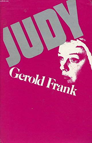 Judy by Gerold Frank