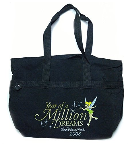 Disney Year of a Million Dreams 2008 Tinkerbell Tote Purse]()