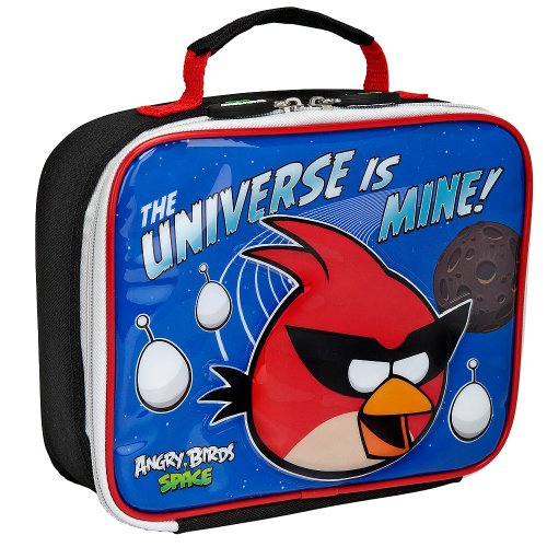 Angry Birds Space Lunch Bag]()