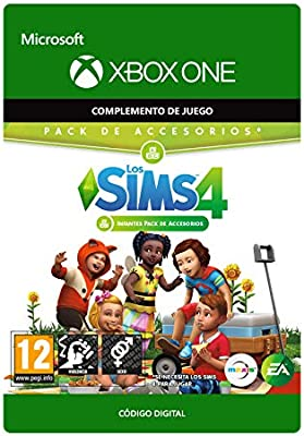 THE SIMS 4: TODDLER STUFF - Xbox One - Código de descarga: Amazon ...
