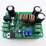 GEREE DC/DC Boost Converter 10-60V to 12-80V Step-up Voltage Regulator 600W Auto Power Supply Transformer Adjustable Output Volt Controller Stablilizer Board Laptop Motor
