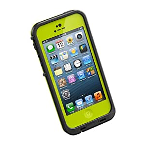 LifeProof Fre Waterproof Case for iPhone 5 - Lime/Black - Retail Packaging (Discontinued by Manufacturer)