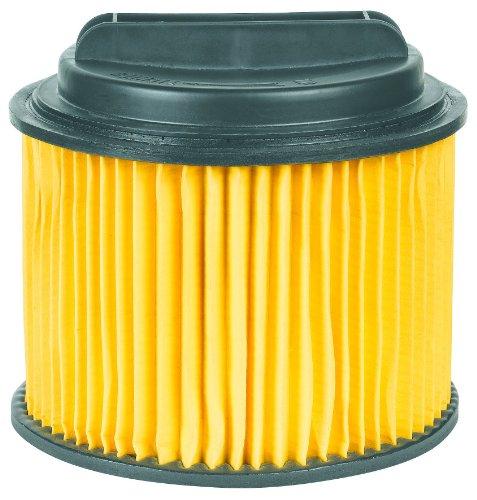 Einhell Faltenfilter passend für Nass Trockensauger geeignet zum Trockensaugen