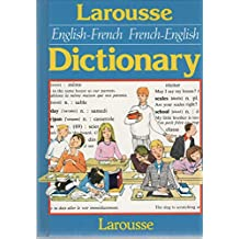 Larousse English/French French/English Dictionary for Beginners