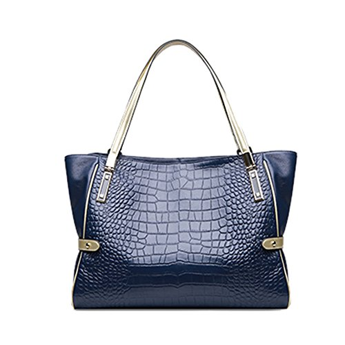A Donna Mano Medium Blu Borsa Valin 05Cqw