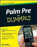 Palm Pre for Dummies, Chris Ziegler, 0470526890