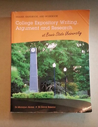 bowie state university college essay