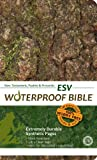 Waterproof Bible - ESV - New Testament Ps. and Pr. - Bark/ Camo, Bardin & Marsee Publishing, 160969015X