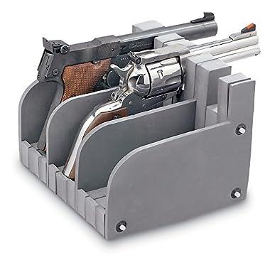 Hyskore 3 Gun Modular Pistol Rack, Black