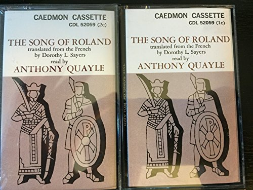 Song of Roland (Swc 2059/Audio Cassette)