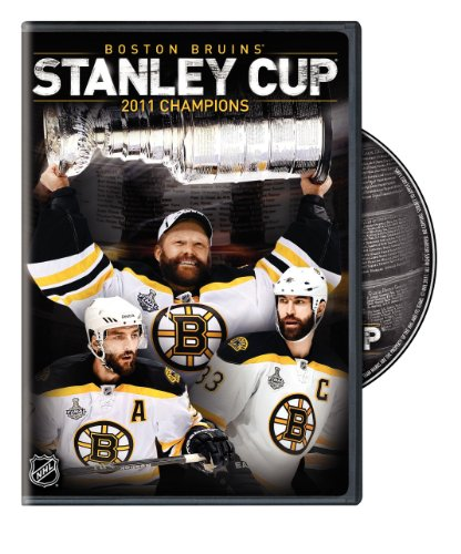 2011 Dvd - NHL Stanley Cup Champions 2011: Boston Bruins
