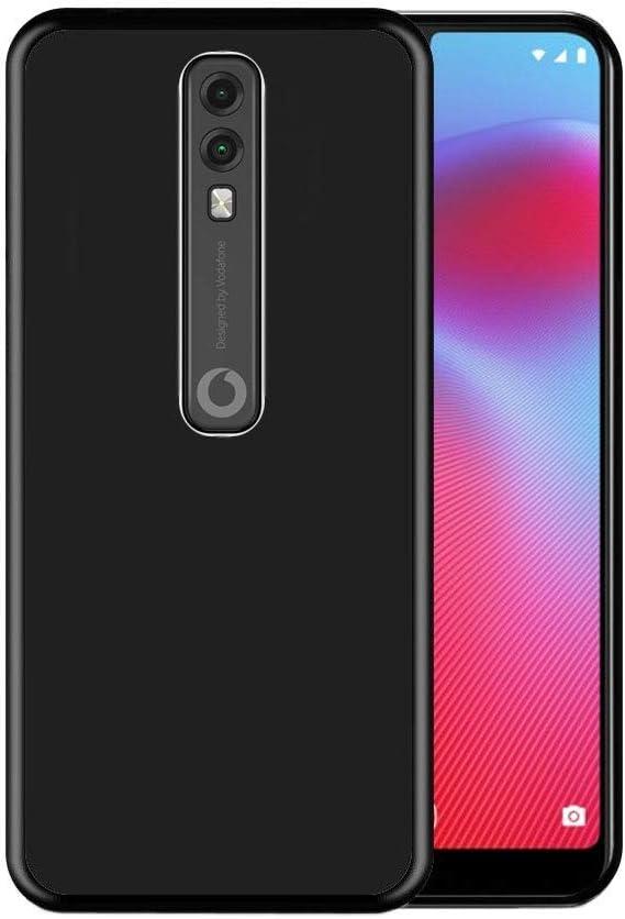 Compatible con Vodafone Smart V10 Gel de Silicona TPU Funda en ...