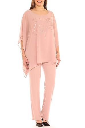 Perla Oversize - Pantalón de Traje - para Mujer Rosa Pallido ...