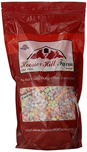 Hoosier Hill Charms Original Cereal Marshmallows, HUGE 2 lb bag (2 lb)