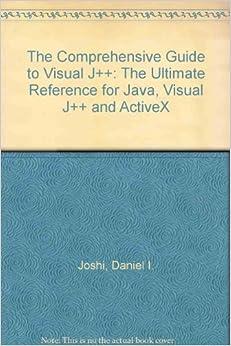 ''PORTABLE'' The Comprehensive Guide To Visual J++: Windows 95 & Windows Nt 4. Inverter Intrum balance Humboldt PREVIOUS Epson