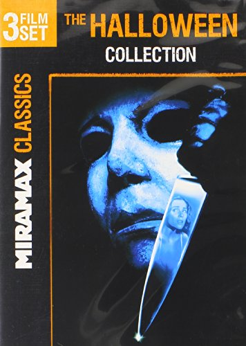 Halloween Michael Myers Collection Dvd (The Halloween Collection: Halloween Resurrection / Halloween: H2O / Halloween VI: The Curse of Michael)
