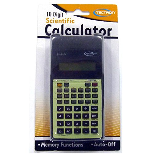 Scientific Calculator-240 Built In Functions for Math Algebra Trigonometry and StatisticBack To School Supplies