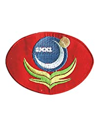 Mtxc Gundam Seed Cosplay Accessories Earth Alliance Army Badge Red