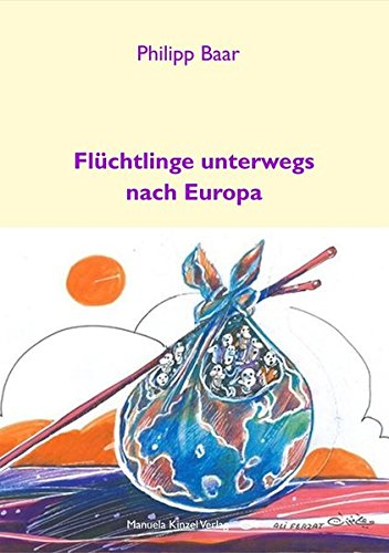 Flüchtlinge unterwegs nach Europa