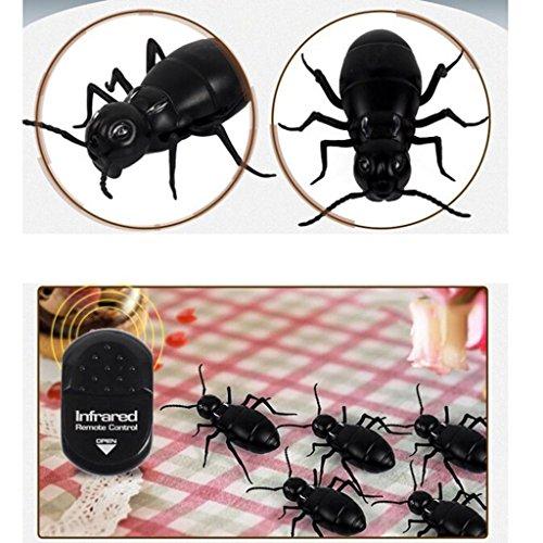 Coerni Stranger Things Remote Control Simulation Creepy Ant Prank (Prank Halloween 2017)