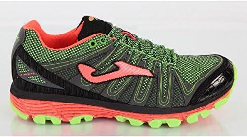 Zapatillas running Joma TK TREK 401 FLUOR-BLACK (42): Amazon.es ...