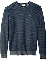 Men's Long Sleeve Mille-Raye Ottoman Sweater, AH3986
