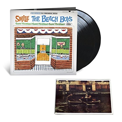 The Beach Boys - The Smile Sessions [2 Lp] - Zortam Music