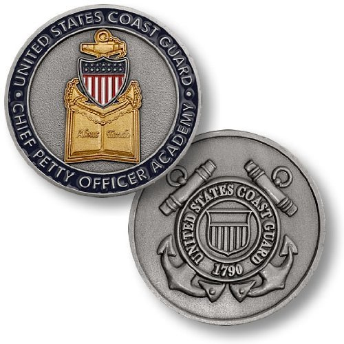 Coast Guard Chief Petty Officer (U.S. Coast Guard Chief Petty Officer Academy Challenge Coin)