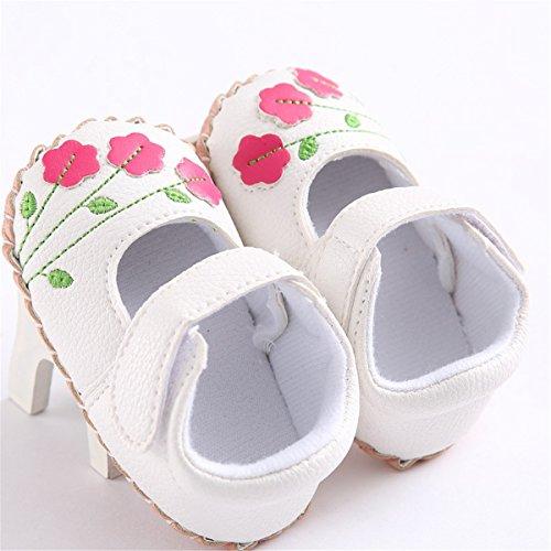 Pictures of Meckior Infant Baby Girls Sandas Summer Soft 2