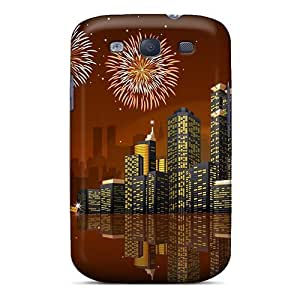 Awesome Case Cover/galaxy S3 Defender Case Cover(vectorland)