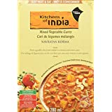 Kitchen of India Vegetable Curry, 280 milliliters