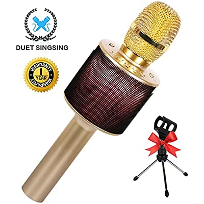 wireless-bluetooth-karaoke-microphone-9