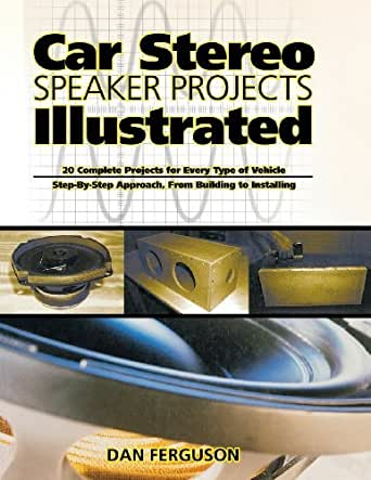 car stereo speaker projects illustrated tab electronics