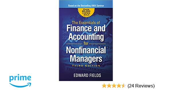 Amazon the essentials of finance and accounting for amazon the essentials of finance and accounting for nonfinancial managers 9780814436943 edward fields books fandeluxe Image collections