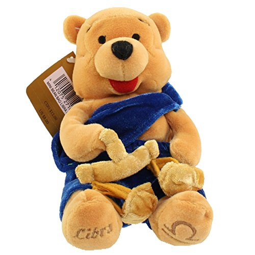 Disney Zodiac Winnie the Pooh Astrological Astrology Libra 8