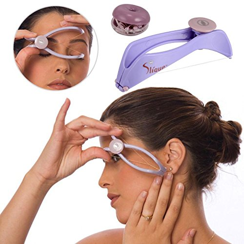 Fashine Manually Threading Face Hair Remover Beauty Tool Body hair Remover Epilator