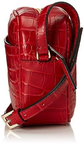 Sport acrylic Bag Red Women's Escada body B616 Cross Ab723 T0Ud7w