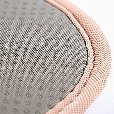 HMWPB Summer Cool Seat Cushion, Non-Slip Breathable Office Dining Chairs Pads, Environmentally Durable Cushion, Bench Sofa Indoor Outdoor-c 48x48cm(19x19inch): Kitchen & Dining