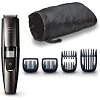 Philips Norelco Beard & Head trimmer Series 5100, with Body Comb and Storage Pouch, BT5215/41