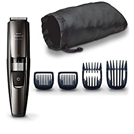 - 51iLXB1Y38L - Philips Norelco Beard Trimmer Series 5100, BT5215/41, Cordless Groomer for Men and Hair Clipper with Body Comb