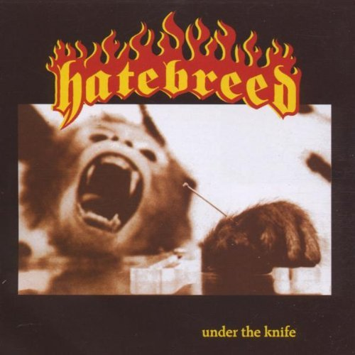 Price comparison product image Under The Knife by Hatebreed (2000-11-21)