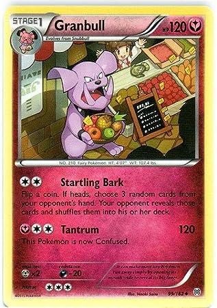 Pokemon TCG BREAKthrough Common Card Set 54 cards