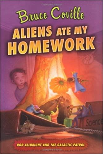 aliens ate my homework bruce coville summary