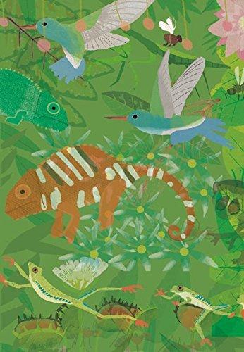 ErlebnisWelt Natur – Regenwald: Notiz- & Tagebuch